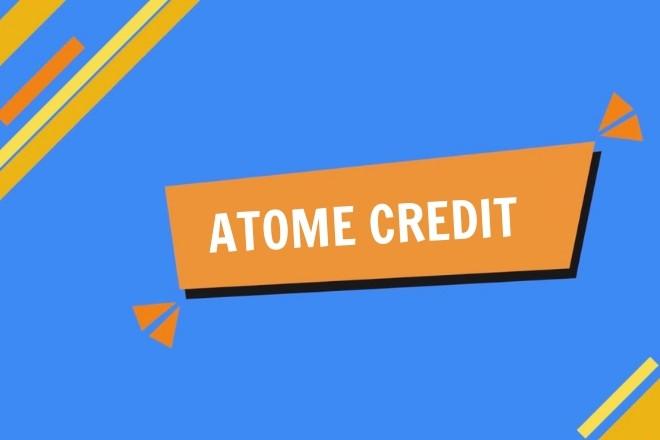 atome credit la gi
