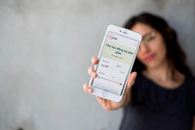 review san pham vay tien online vamo
