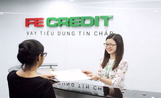 cong ty tai chinh fe credit