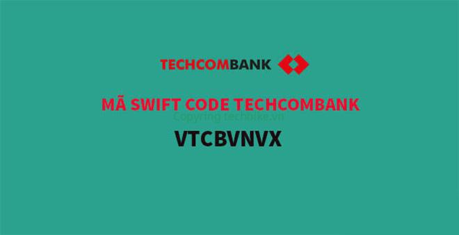 swift code techcombank la gi